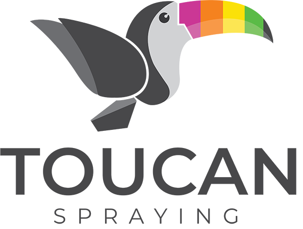 Toucan Spraying Leicester